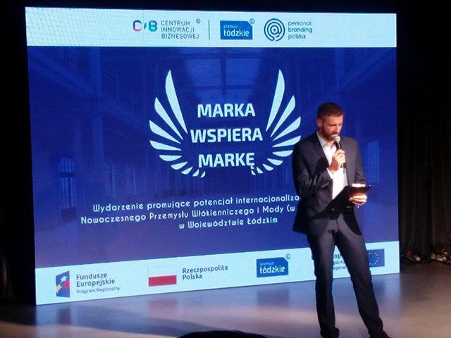 Marka wspiera markę – potencjał internacjonalizacyjny Nowoczesnego Przemysłu Włókienniczego i Mody