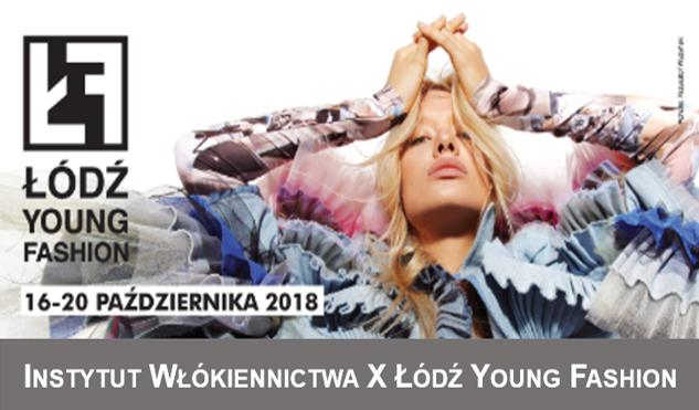 Instytut Włókiennictwa na Łódź Young Fashion 2018