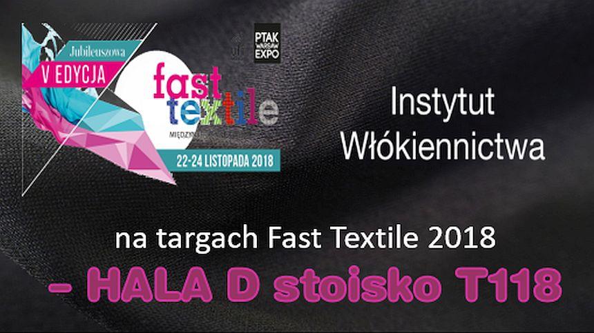 IW na Fast Textile 2018