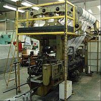 Maszyna dziewiarska raszlowa Karl Mayer, typ: RM6F