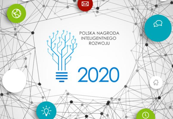 Ł-IW z nominacją do Polskiej Nagrody Inteligentnego Rozwoju 2020